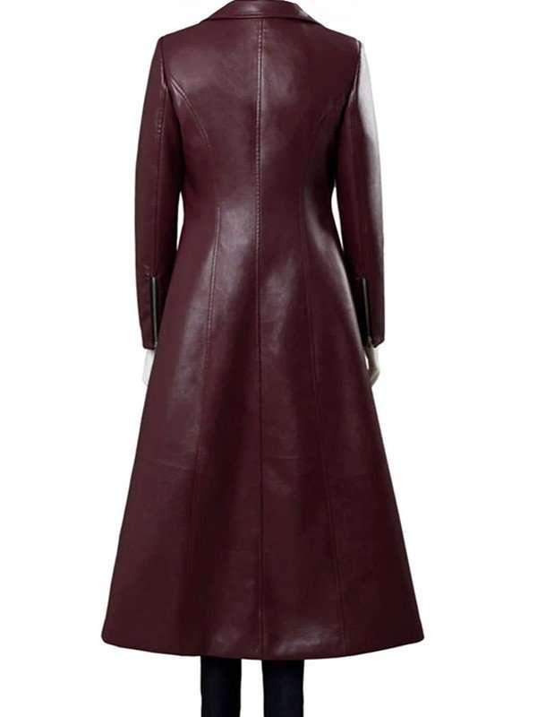 Jean Grey Trench Coat