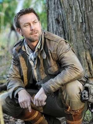 Grant Bowler Defiance Leather Jacket