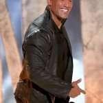 MTV 2015 Dwayne Johnson Black Jacket