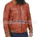 Mens Danny Tan Shearling Jacket
