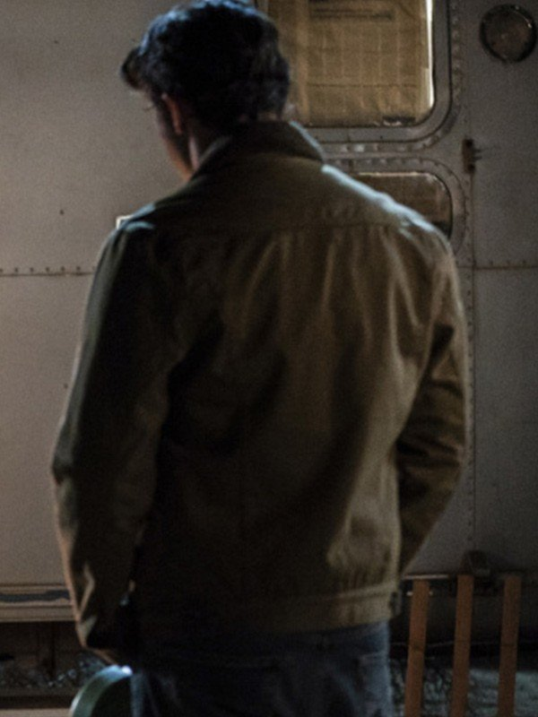Nathan Parsons Roswell New Mexico Jacket
