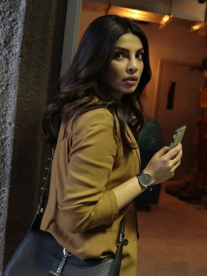 TV Series Quantico Alex Parrish Brown Jacket