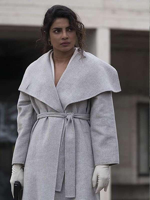 Quantico Alex Parrish Coat