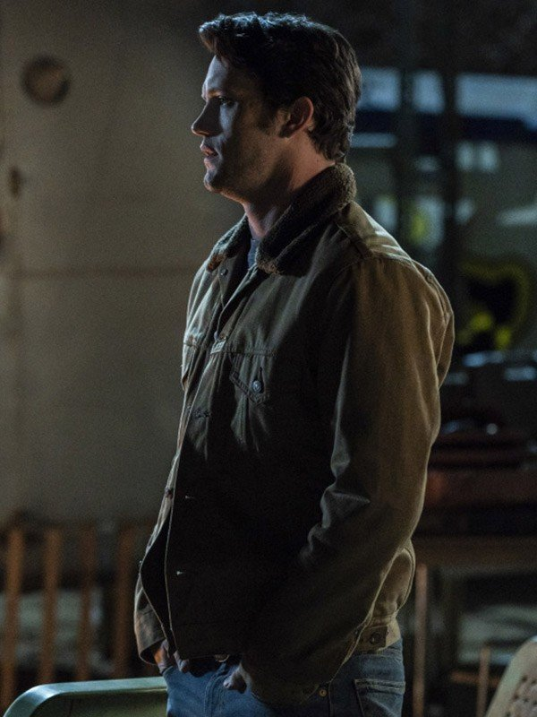 Roswell Max Evans Brown Jacket