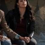 Roswell New Mexico Jeanine Mason Leather Jacket