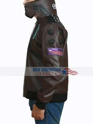 Cyberpunk Samurai Jacket