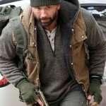 Stupe Bushwick Brown Hooded Vest