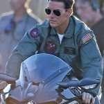 Tom Cruise Top Gun Maverick Green jacket