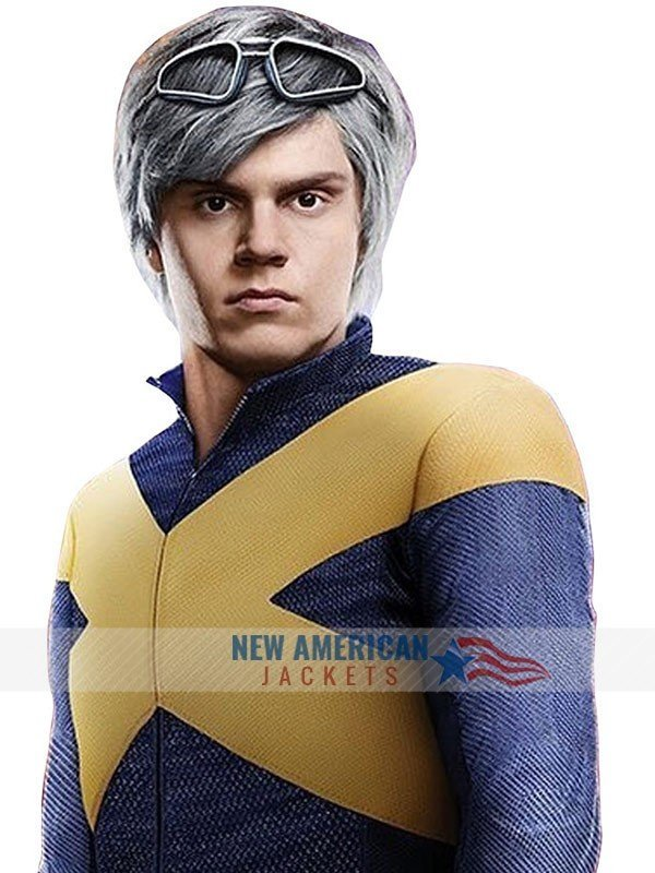 dark phoenix x-men quicksilver Jacket
