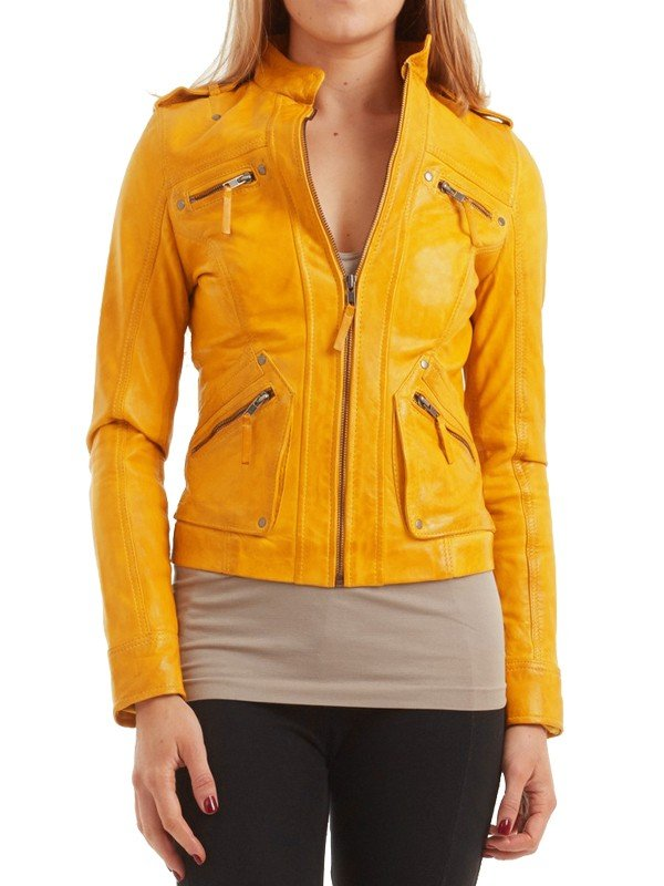 nancy pelosi yellow jacket
