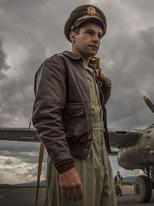 Christopher Abbott Catch 22 Yossarian Jacket