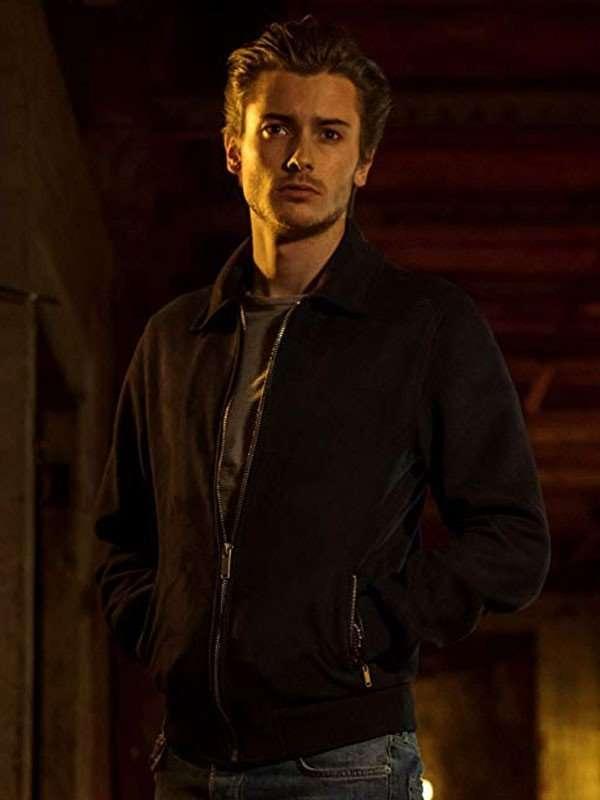 Curfew Elijah Rowen Black Jacket