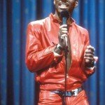 Eddie Murphy Red Raw Costume Leather Jacket