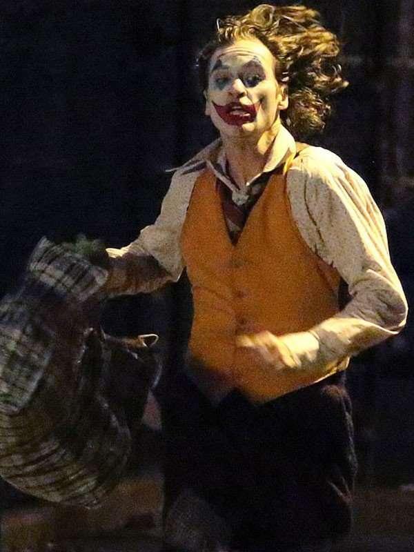 Joker Yellow Vest