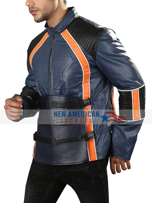 Lost In Space Robinson Family Jacket for Men and Women