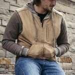 Luke Grimes Yellowstone Cotton Vest