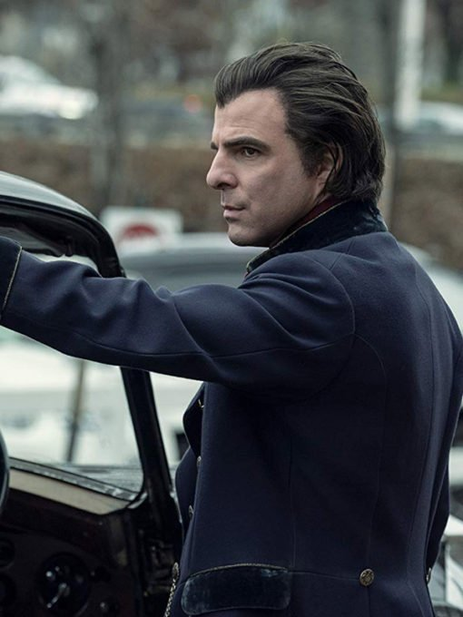 NOS4A2 Zachary Quinto Tail Coat