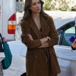 Pretty Little Liars Spencer Hastings Wool Coat