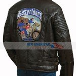 Real Shearling Leather Jacket