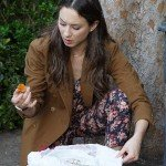 Troian Bellisario Pretty Little Liars Coat