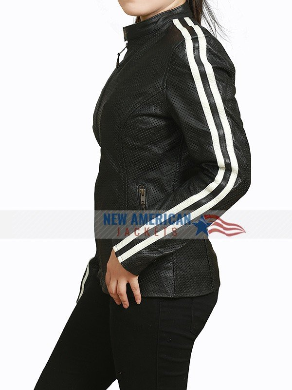 Vic McQueen NOS4A2 Leather Jacket