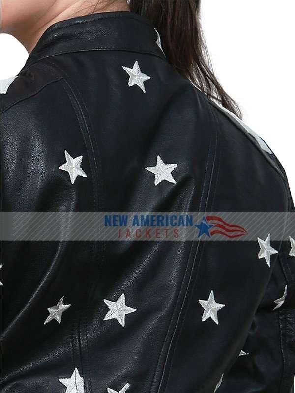 womens stars jacket