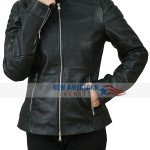Wichita Zombieland Leather Jacket
