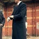 Adrien Brody Peaky Blinders Long Coat