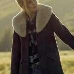 Beth Dutton Yellowstone Wool Coat