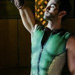 Chace Crawford The Deep Leather Vest