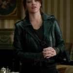 Emma Stone Green Jacket