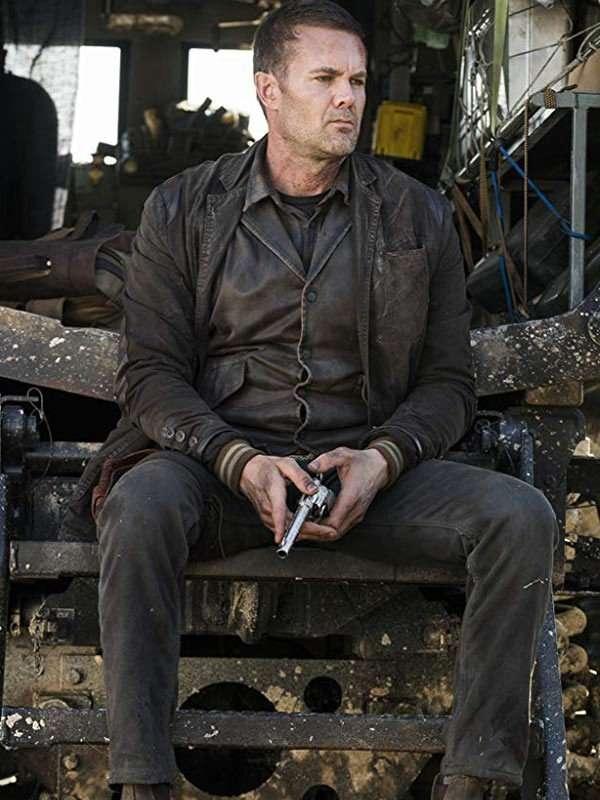 Fear the Walking Dead Leather Vest