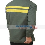 Film Once Upon a Time in Hollywood Randy Green Cotton Jacket