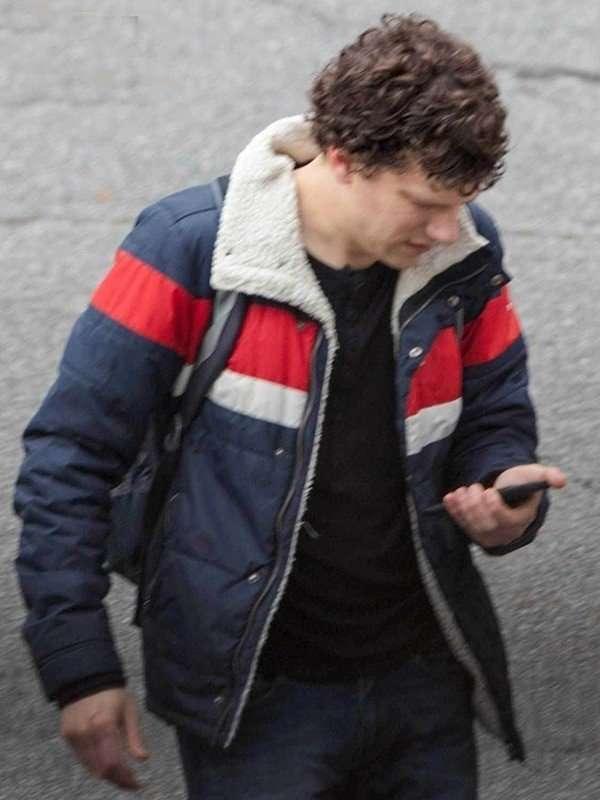 Jesse Eisenberg Zombieland Jacket