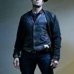 John Dorie Leather Vest