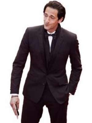Adrien Brody Peaky Blinders Luca Changretta Black Tuxedo