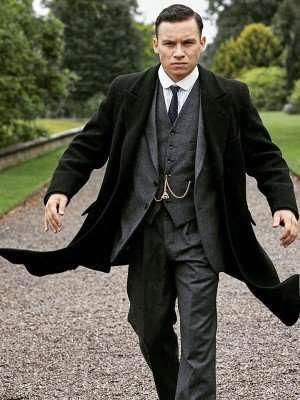 Finn Cole Peaky Blinders Trench Coat