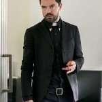 Preacher Dominic Cooper Black Blazer Jacket
