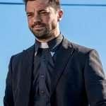 Preacher Dominic Cooper Blazer Jacket