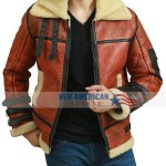 RAF-Shearling-Leather-Jacket