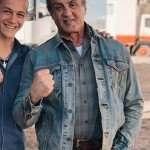 Rambo Blue Jacket