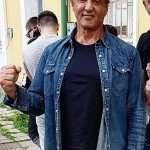 Rambo The Last Blood Denim Jacket