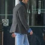 Ryan Reynolds' Tweed Jacket