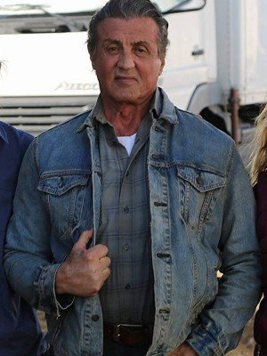 Rambo The Last Blood Denim Jacket