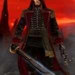 Warhammer 40k The Commissar Black Coat