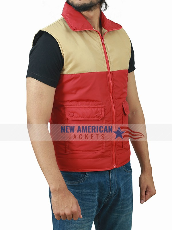Will bayers Red Vest