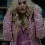 Zombieland Double Tap Madison Pink Puffer Jacket