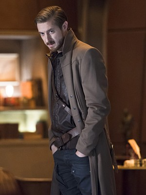 Arthur Darvill Legends of Tomorrow Cotton Coat