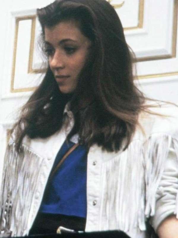 Day Off Mia Sara Sloane Peterson Fringe Jacket