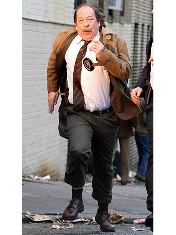 Film Joker Detective Garrity Bill Camp Coat